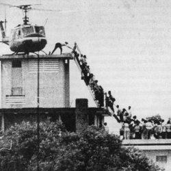 Chiến dịch Gió lốc: Cuộc tháo chạy tán loạn khỏi Sài Gòn