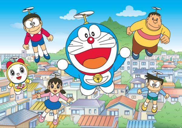 Xã hội Nhật Bản thu nhỏ qua truyện tranh Doraemon