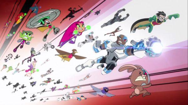 Những phiên bản Teen Titans từng xuất hiện trên màn ảnh