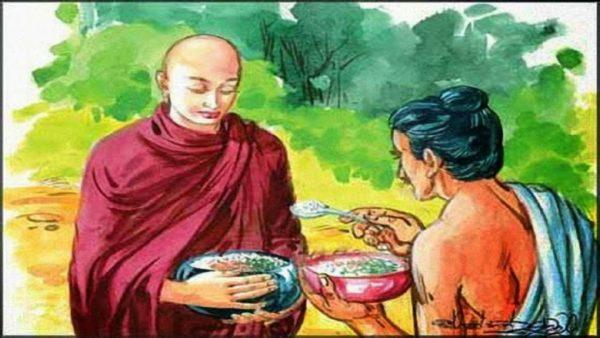 Khi nào thì thầy chùa được ăn thịt?