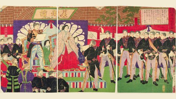 Nhật Bản duy tân 30 năm và bài học lịch sử thấm thía