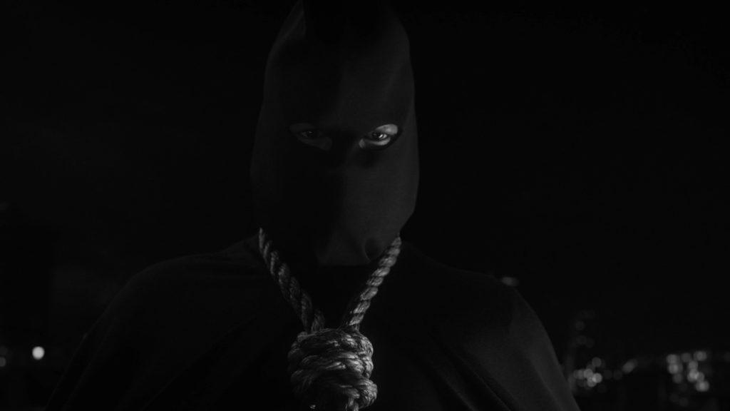 Hooded Justice ra đời